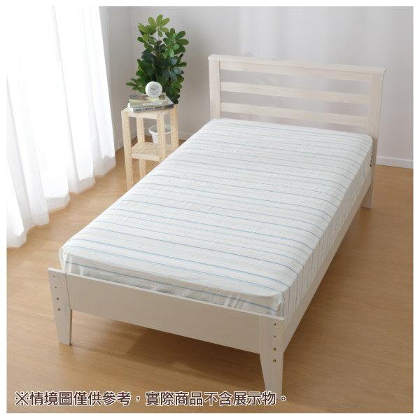 多種厚度對應純棉床包 SHELL Q 19 雙人加大 NITORI宜得利家居 1
