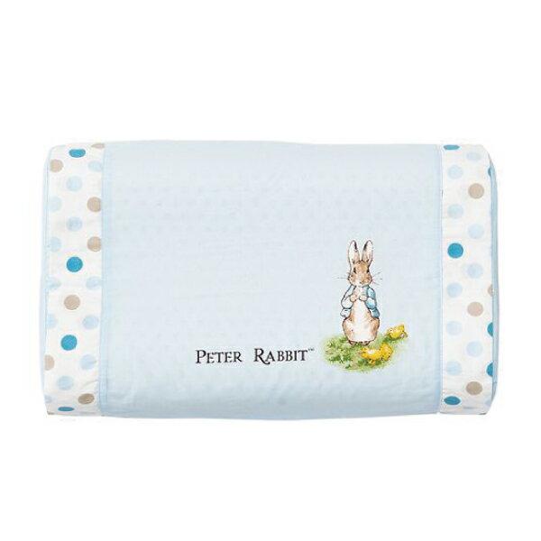 奇哥 花園比得兔 乳膠中童枕 / 枕頭 / 乳膠枕(附枕頭套)(藍色) 0