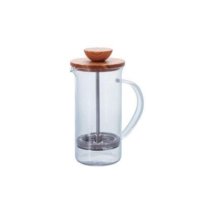 金時代書香咖啡 HARIO 自然風濾壓壺 300ML THW-2-OV