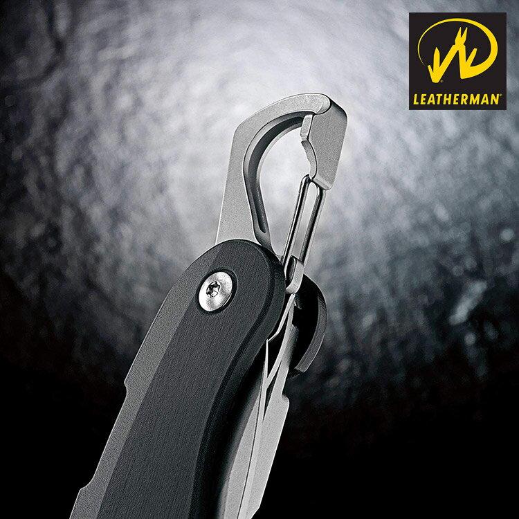 【LEATHERMAN】CRATER折刀 LE860021N  /  城市綠洲 (黑手、多功能、不繡鋼、修理修繕) 2