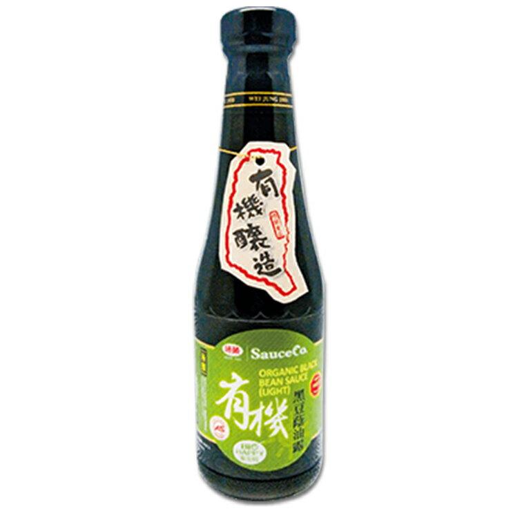 【味榮】厚禮B組有機醬油禮盒420ml 2