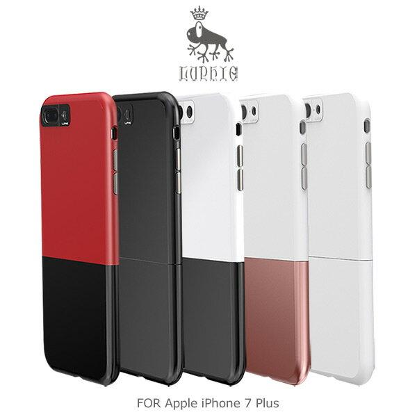 強尼拍賣~LUPHIEAppleiPhone7Plus5.5吋愛拼撞色手機殼