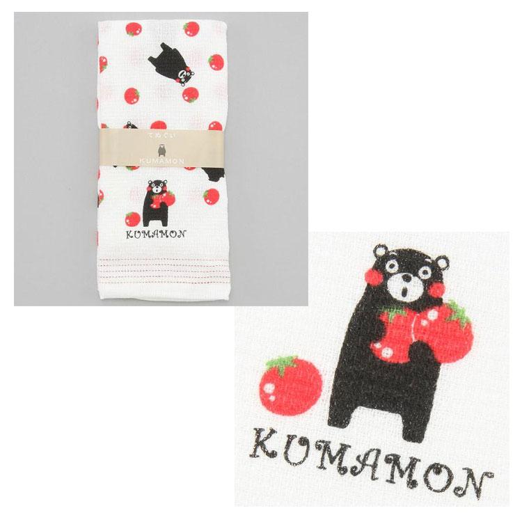 熊本熊 kumamon 毛巾浴巾圍巾頭巾多功能 薄輕長 100%綿 也可當裝飾 Kontex日本製