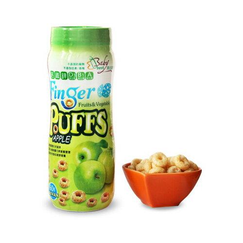 貝比斯特 - 蔬果手指泡芙60g 蘋果 - 限時優惠好康折扣