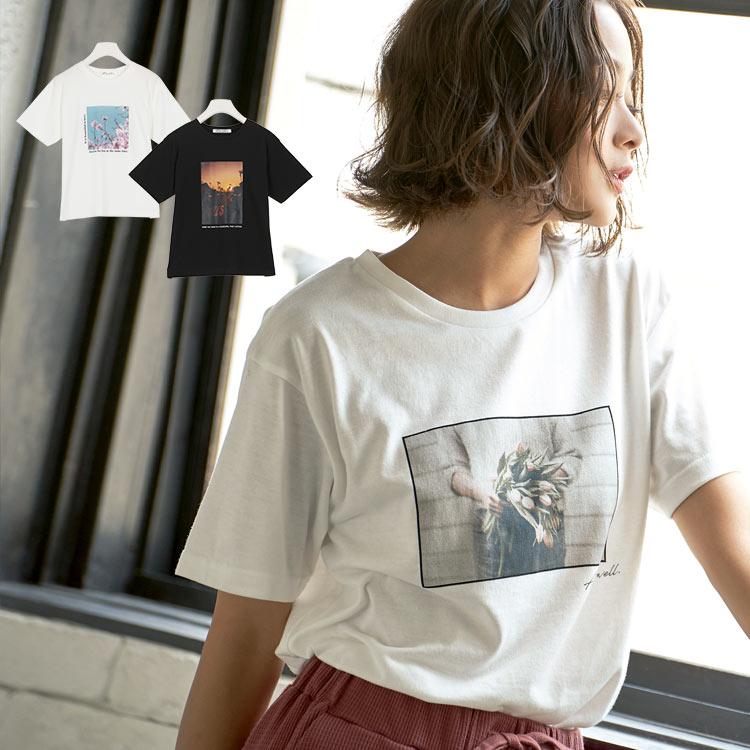 日本Kobe lettuce /  個性印花棉質短袖上衣 T恤  / -c3877-日本必買 日本樂天直送(1990) 0