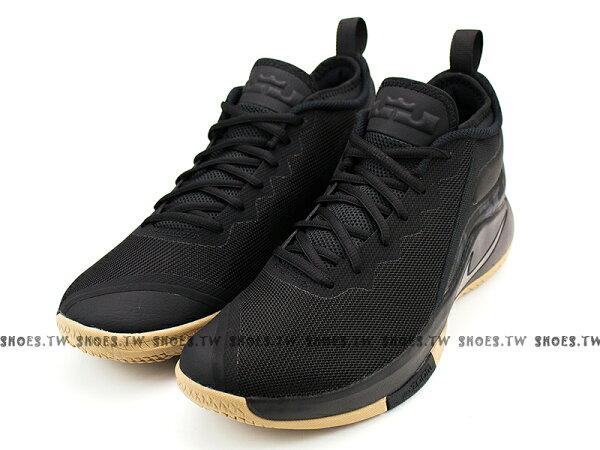 《下殺69折》Shoestw【AA3820-020】NIKELEBRONWITNESSIIEP籃球鞋黑迷彩男生尺寸