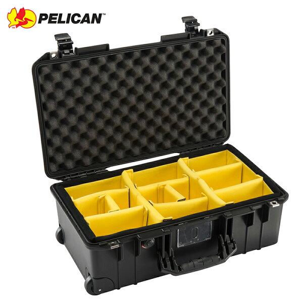 ◎相機專家◎Pelican1535AirWD超輕防水氣密箱(含隔層)拉桿帶輪可手提登機防撞箱公司貨