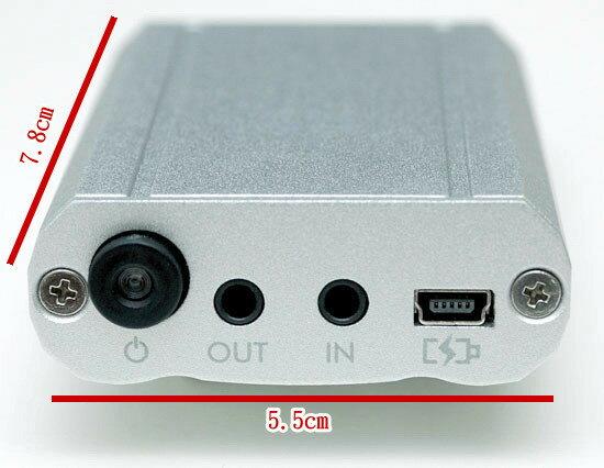 電光火石 FireyeI 可攜性微型耳機擴大機^(含運^)