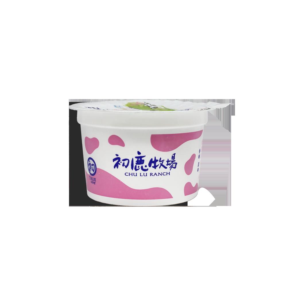 初鹿牧場 草莓優格 12杯 酸酸甜甜【台東專區】 - 限時優惠好康折扣