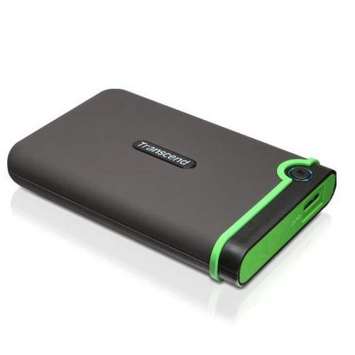 【新風尚潮流】創見 500G 2.5吋 USB3.0 軍規防震 外接硬碟 M3 三年保固 TS500GSJ25M3