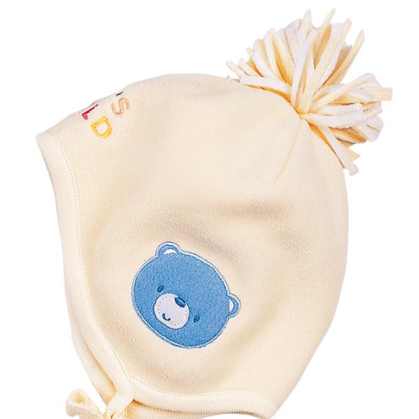 『121婦嬰用品館』黃色小鴨 輕軟護耳帽 3