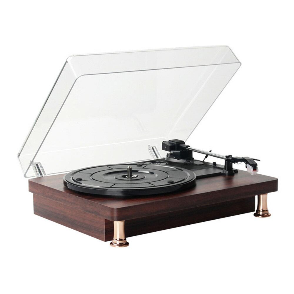 現貨 歐式黑膠唱片機 客廳書房黑膠唱片機