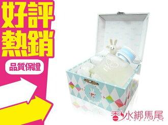 ◐香水綁馬尾◐Trousselier 天使兔寶寶 音樂盒 無酒精 香水 50ml