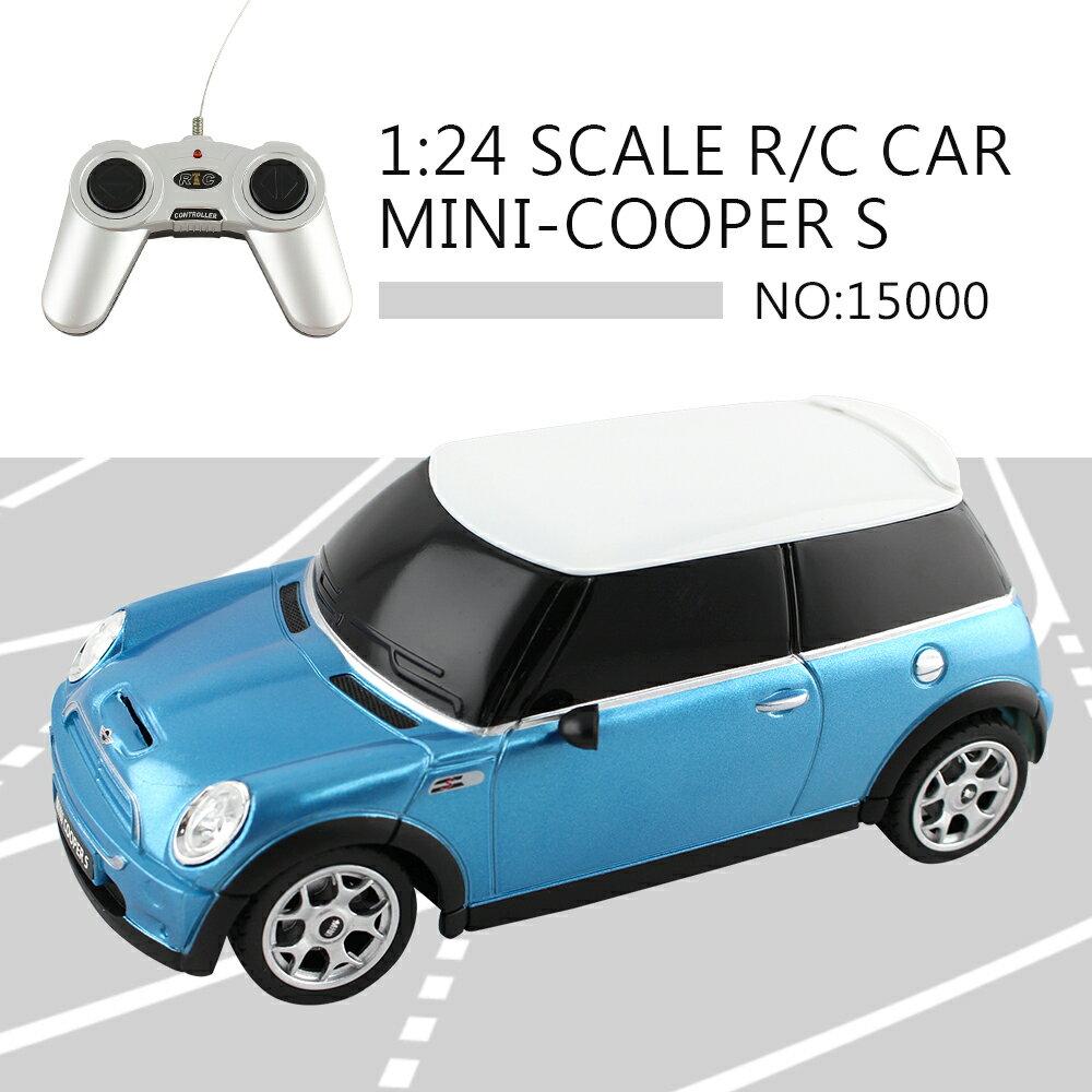 【瑪琍歐玩具】1:24 MINI COOPER S 遙控車/15000