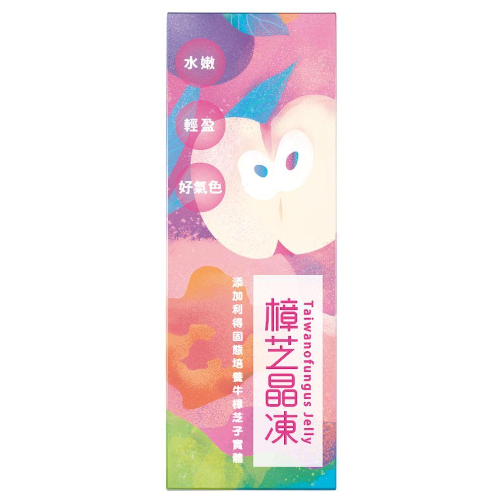 牛樟天后-樟芝晶凍【7條/裝】
