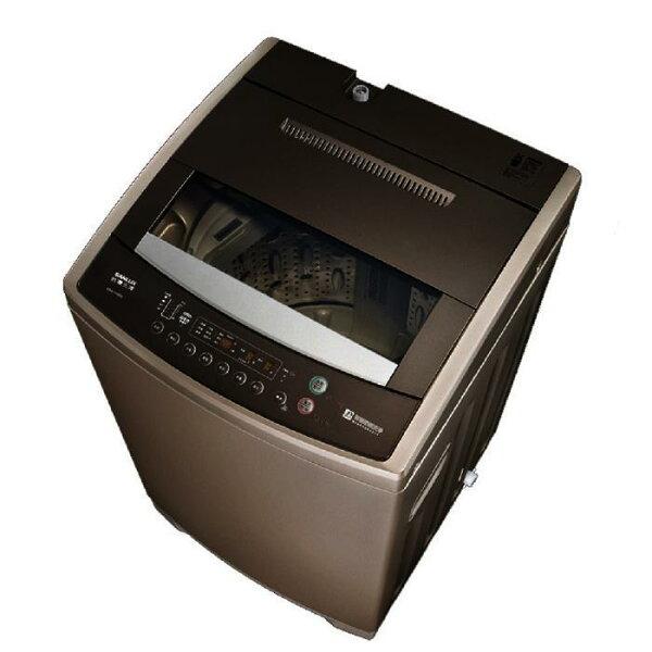 【台灣三洋SANLUX】11公斤變頻超音波洗衣機ASW-110DVB