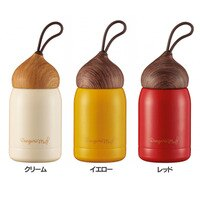 日本熱銷 蘑菇造型保溫瓶 不鏽鋼真空保冷 保溫瓶 / 180ML / SMBD-18 /日本必買 日本樂天代購直送 / 件件含運-日本樂天直送館-日本商品推薦