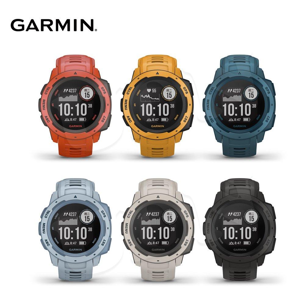 GARMIN instinct GPS 腕錶