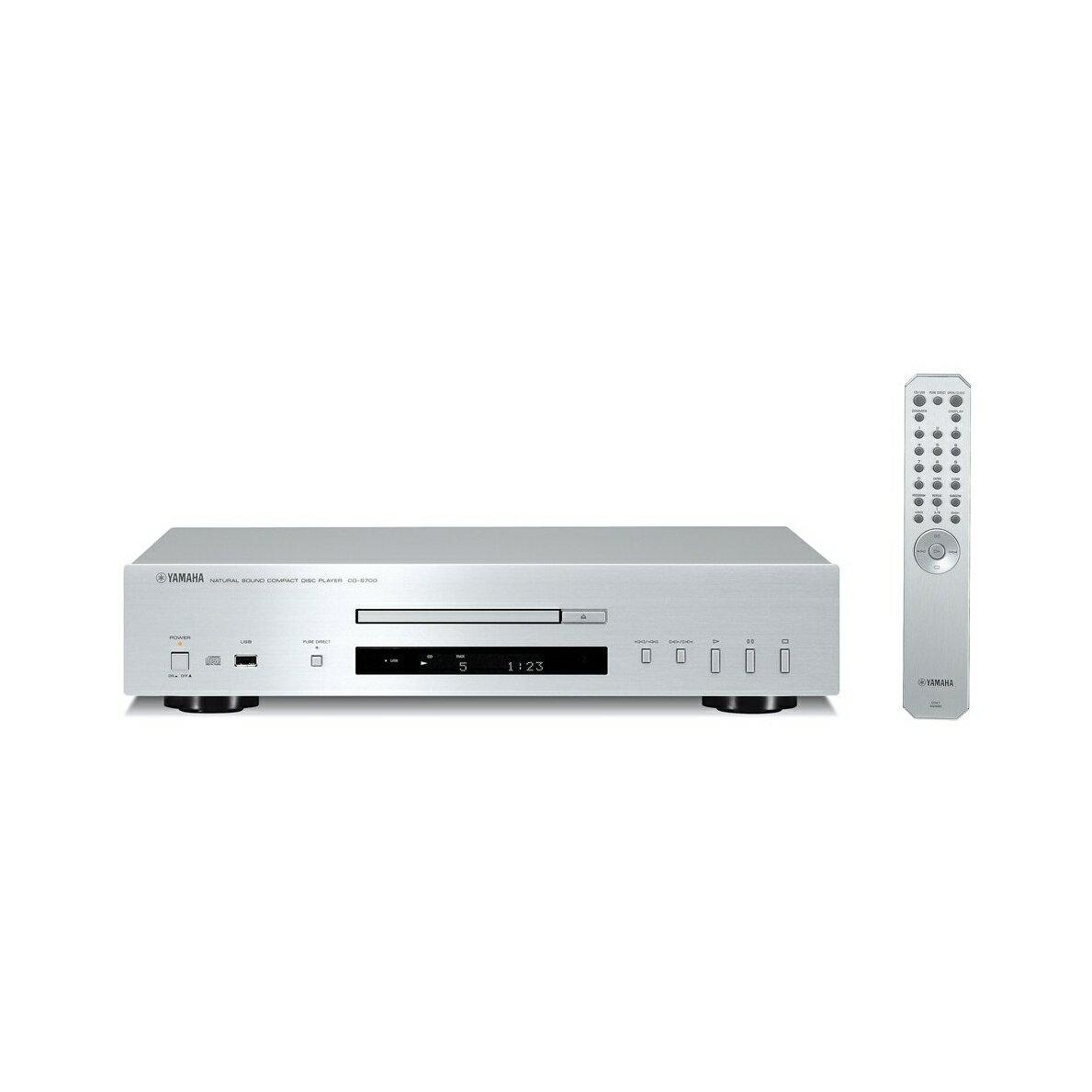 <br/><br/>  YAMAHA Hi-Fi CD撥放器 CD-S700<br/><br/>