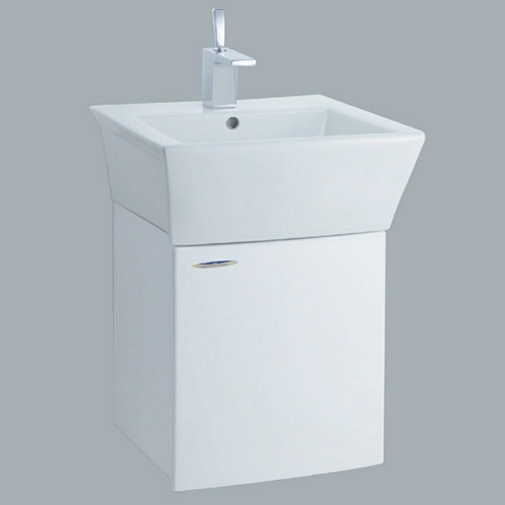 HCG臉盆浴櫃/不含水龍頭/L550SAdb+LCP550B