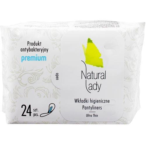 來易購:NaturalLady漢方草本衛生棉護墊16cm24片