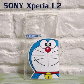 哆啦A夢空壓氣墊軟殼[大臉]SONYXperiaL2(5.5吋)小叮噹【正版授權】
