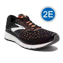 BROOKS 18FW 緩衝型 男慢跑鞋 GLYCERIN 16系列 2E寬楦 1102892E069 贈腿套【樂買網】