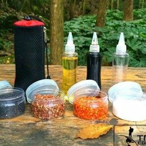 美麗大街【CP105122711】TNR升級大容量 高品質戶外調味瓶 油瓶 醬油瓶 調味罐 收納組 露營 廚房調味