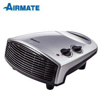 AIRMATE 艾美特 居浴兩用陶瓷電暖器 銀河灰-HP13008【三井3C】