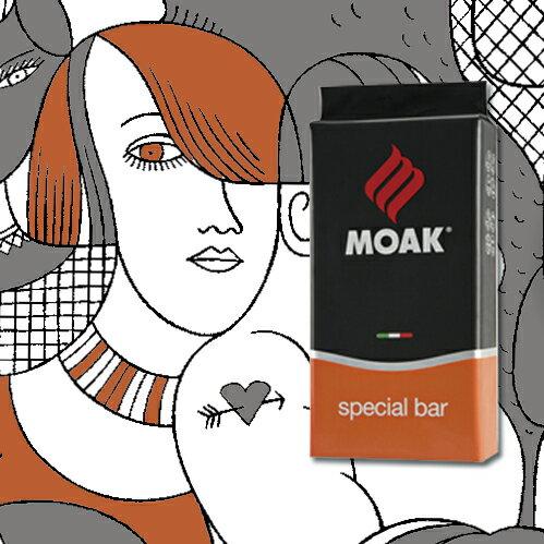 Special Bar 特極豆 MOAK 1公斤義式咖啡豆
