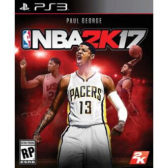 預購中 9月發售 中文版 [普通級] PS3 NBA 2K17