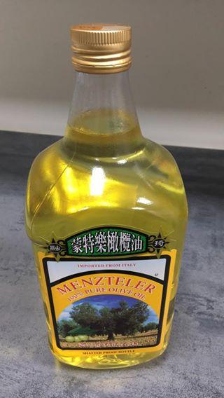 【都易特】原裝橄欖油 2000 ml 進口 2L 蒙特樂 MENZTELER 精製 可食用 皂用 手工皂 基礎油 原料