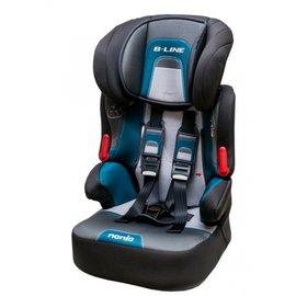 『121婦嬰用品館』納尼亞 成長型安全汽座 - 基本款 -  藍色 - 限時優惠好康折扣