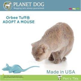 美國Planet Dog 軟QQ藍鼠  Pet's Talk