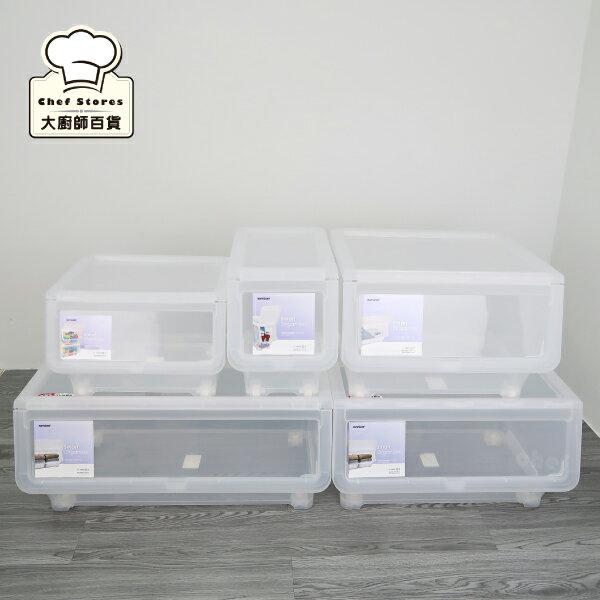 聯府直取式收納箱50L掀蓋式整理箱玩具置物箱LF608-大廚師百貨 1