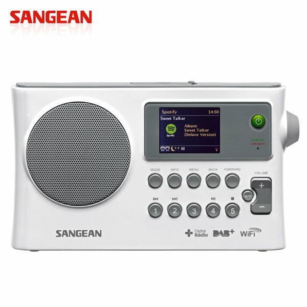 SANGEAN WiFi  USB 收音機 WFR~28C  WFR28C