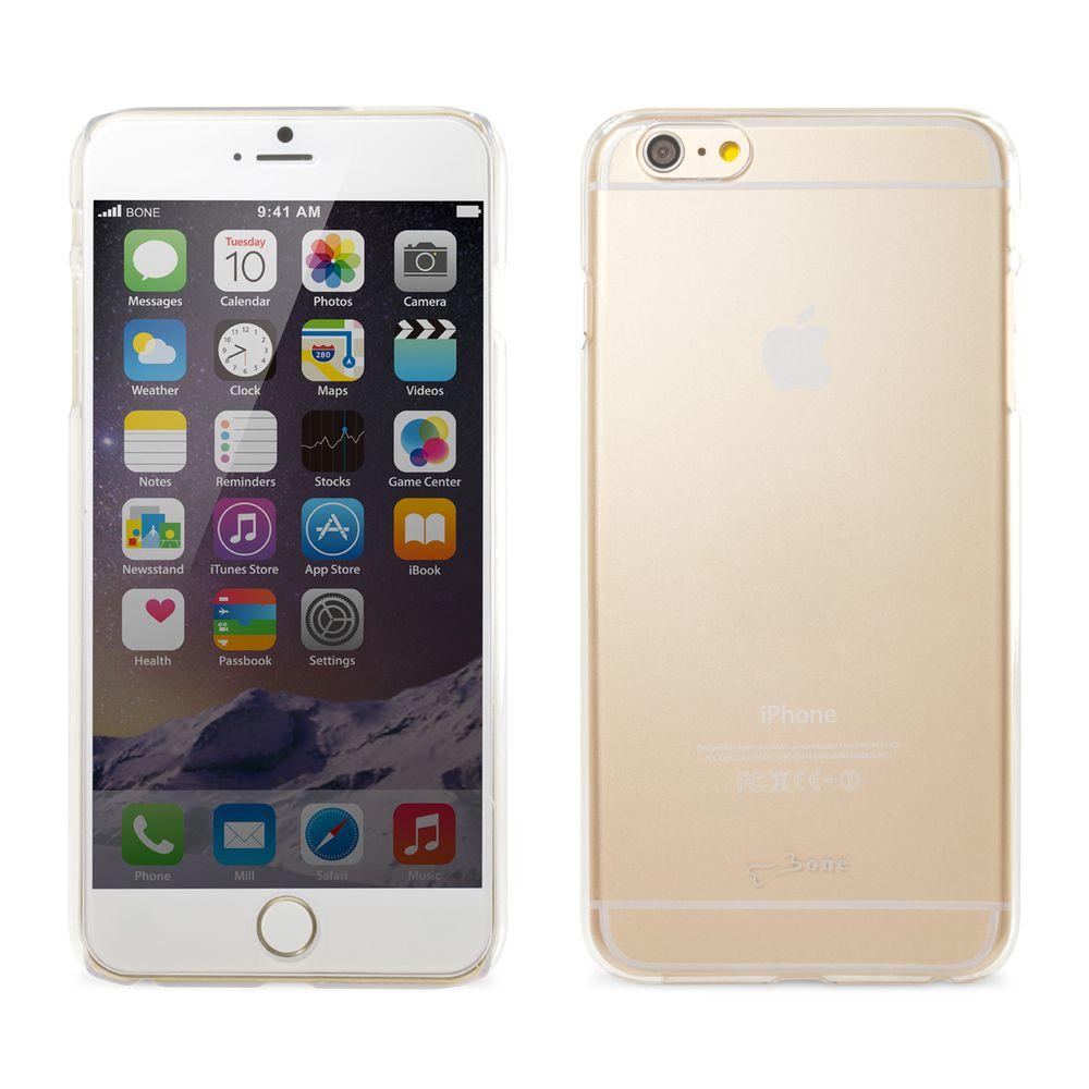 Bone|iPhone 6 Plus / 6S Plus 透明背蓋保護殼 手機殼 - Bone Logo