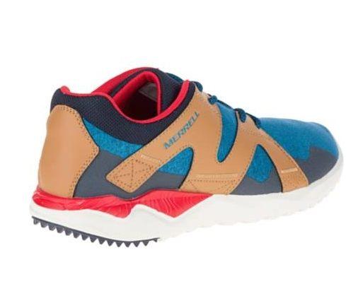 MERRELL 1SIX8 LACE 男 休閒鞋 藍咖啡 健行鞋│休閒鞋│運動鞋 6