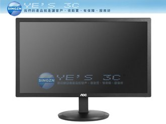 「YEs 3C」AOC E2280SWN 22型 16:9 LED 液晶螢幕顯示器 Monitor 1920x1080
