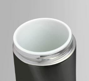 GOZENBO 《御膳坊》霧光陶瓷保溫杯 #304不鏽鋼 #陶瓷內膽 #附濾網喔~ 保溫杯 / 保冷杯 / 保溫瓶 / 陶瓷杯 2