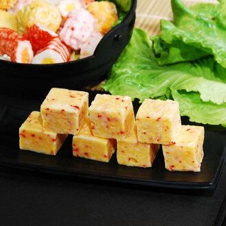 起司松板【鮮之林嚴選日式鍋物】【500g】日式鍋物 火鍋料