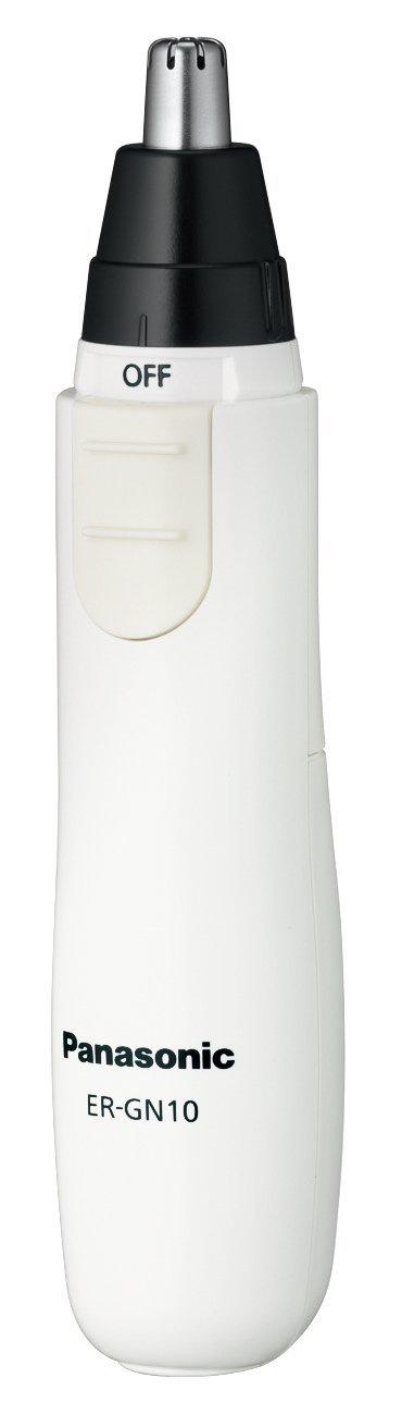 Panasonic ER-GN10 國際牌 3色電動鼻毛修剪器剃毛刀 / 電動鼻毛刀 / 刮鬍 黑 / 白 / 紅【現貨】【星野日貨】 1