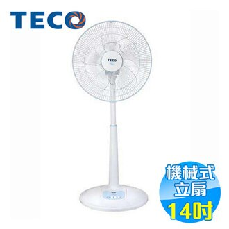 東元 TECO 14吋電風扇 XA1438AA