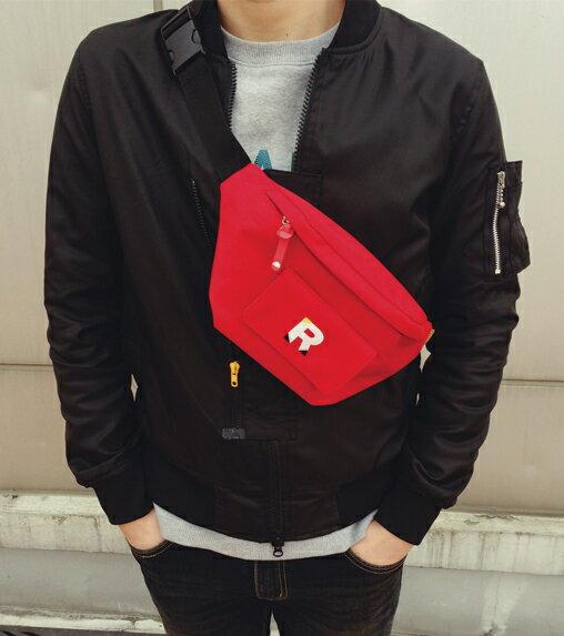 斜背包 韓國品牌 AFRICA RIKIKO 輕量休閒運動包【包包阿者西】