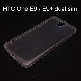 超薄透明軟殼 [透明] HTC One E9 / E9+ dual sim (E9 Plus)