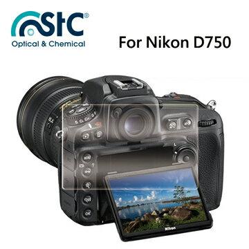 【STC】For NIKON D750 - 9H鋼化玻璃保護貼