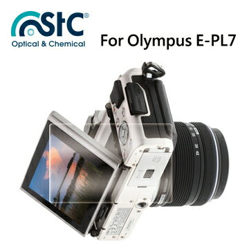 【STC】For Olympus E-PL7 / E-PL8 - 9H鋼化玻璃保護貼