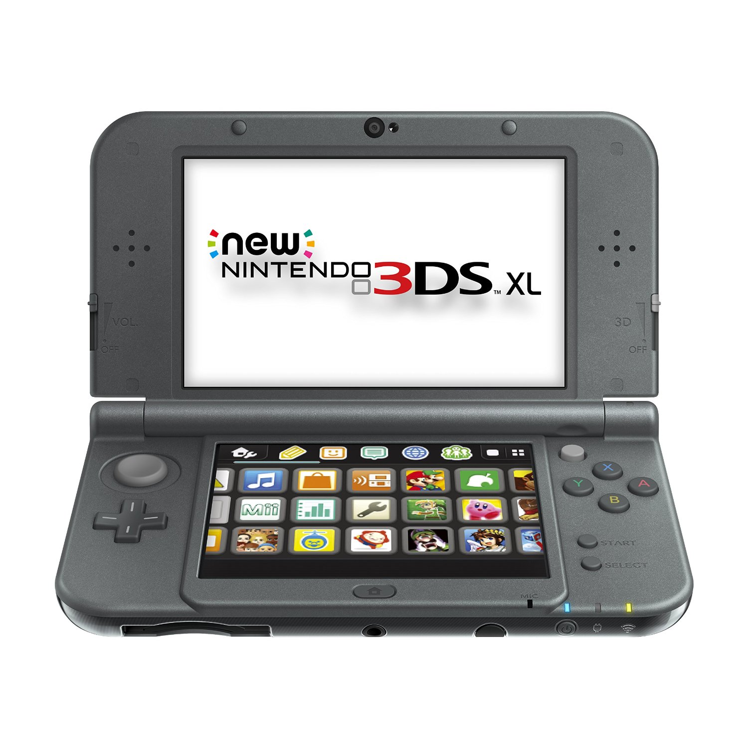 Nintendo 3DS XL Handheld Gaming Console (Black)