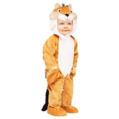 Chipper Chipmunk Infant Costume 0