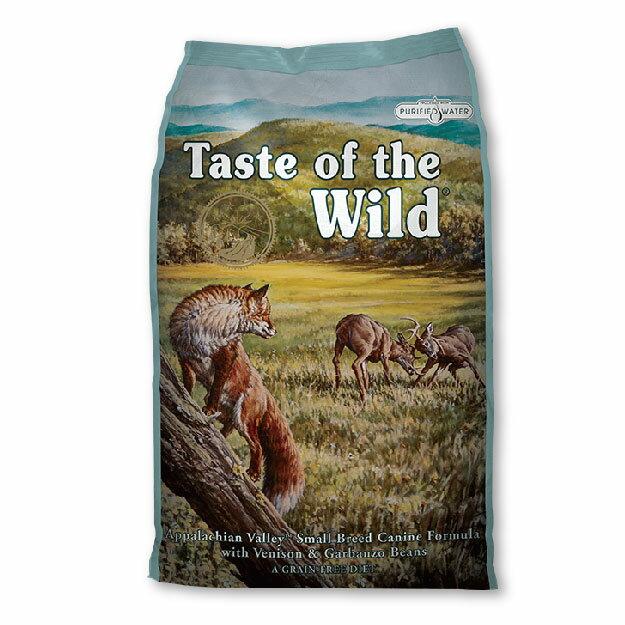 Taste of the Wild 海陸饗宴 阿帕拉契鹿肉鷹嘴豆 犬 400g
